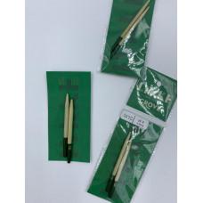 Спицы LYKKE GROVE съемные бамбуковые укороченные (7см) 3,25 мм