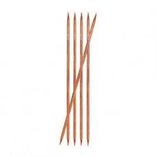 Спицы Knit Pro Ginger чулочные 15см/3мм