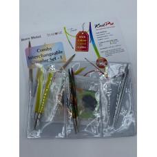 """Набор Knit Pro """"Set I"""" (комбинированный набор съемных спиц Special Sets)"""