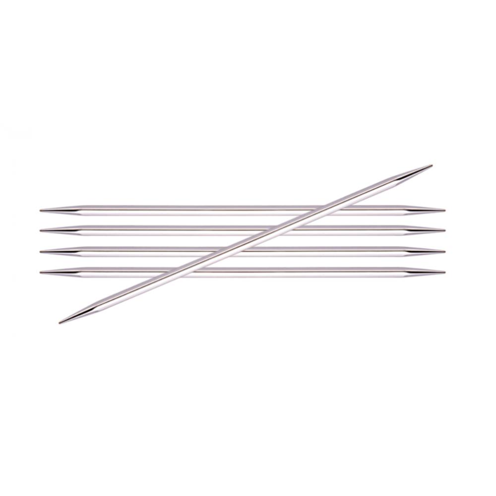 Спицы Knit Pro Nova Cubics чулочные 20см/2,75мм