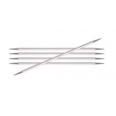 Спицы Knit Pro Nova Cubics чулочные 15см/2мм