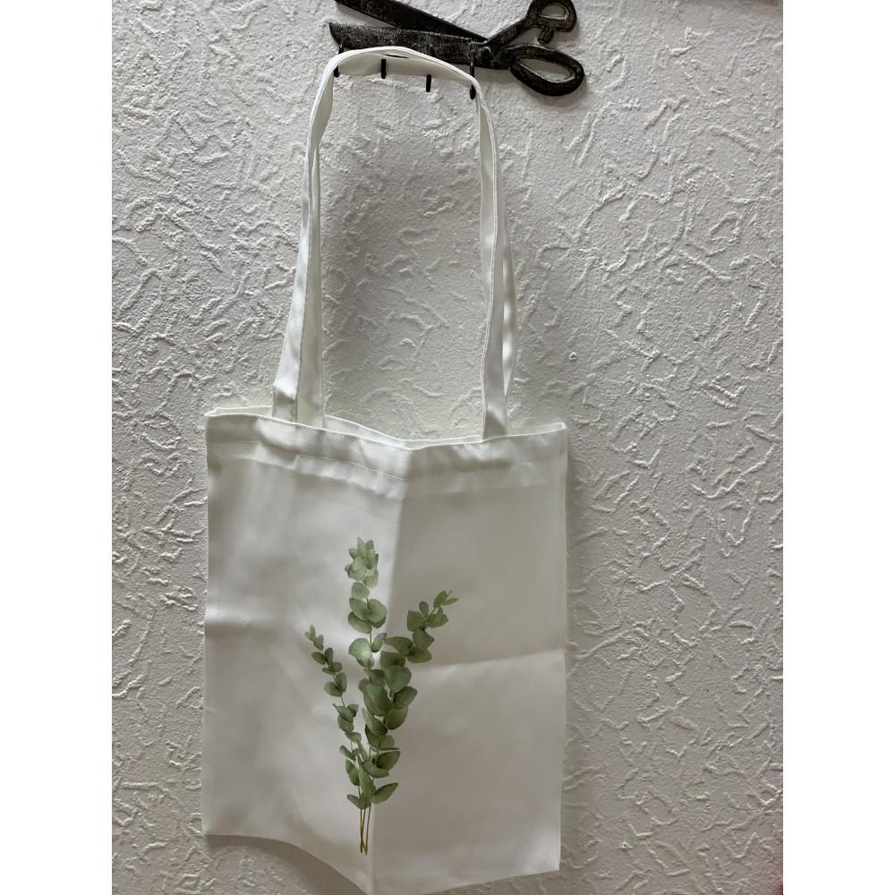 Проектная сумка  Эко 38х35 см (длина ручек 21 см)
