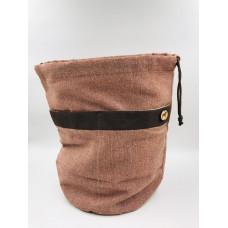 Проектная сумка для вязания (Коралл)