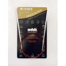 Спицы Addi с удлиненным кончиком 100 см №2,5