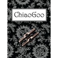 Коннектор (соединитель) для лесок ChiaoGoo  (2 шт в комплекте)