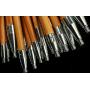 Спицы ChiaoGoo Spin Bamboo Interchangebles 13 см (съемные, бамбуковые) 4,5мм