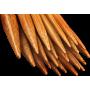 Спицы ChiaoGoo Spin Bamboo Interchangebles (съемные, укороченные (10 см), бамбуковые) 3,5мм