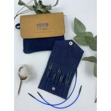 Набор Knit Pro Denim (ультратонкие укороченные)