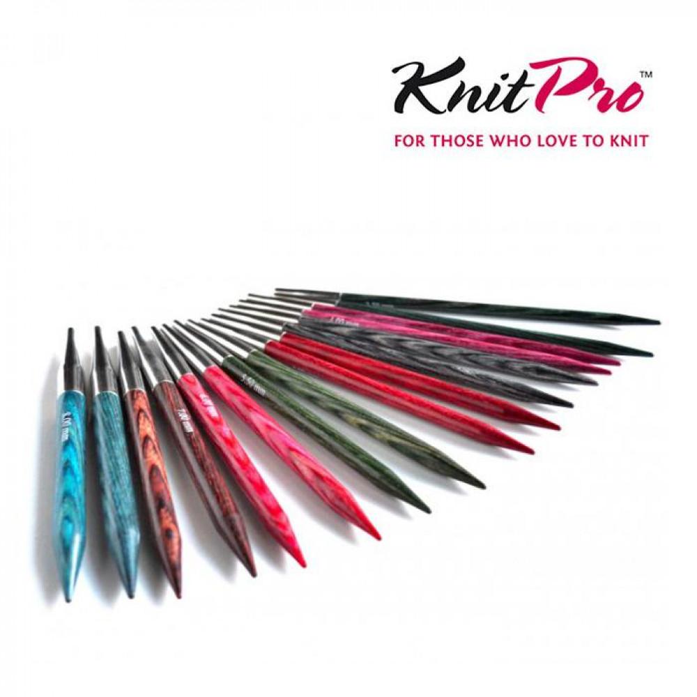 Спицы Knit Pro Symfonie Dreamz съемные 4мм
