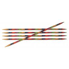 Спицы Knit Pro Symfonie 10см/3,5мм (чулочные, укороченные) (5шт)