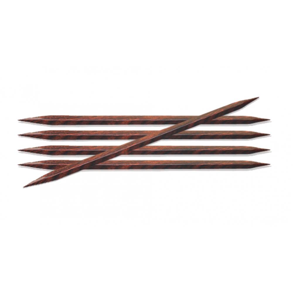 Спицы Knit Pro Simphonie Cubics чулочные 15см/2,5мм