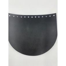 Крышка для сумки (черная, 20*17 см)