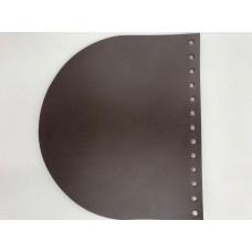 Крышка для сумки (темно-коричневый, 20*17 см)