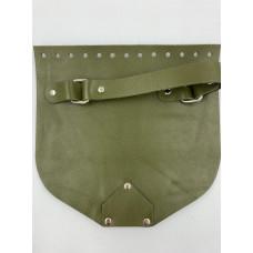 Крышка с ручкой и магнитной кнопкой (зеленый, 20*19 см)