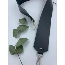 Ремень для сумки широкий (6см) 80см (Серый)