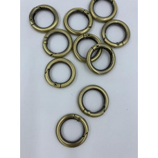 Кольцо латунное 25 мм