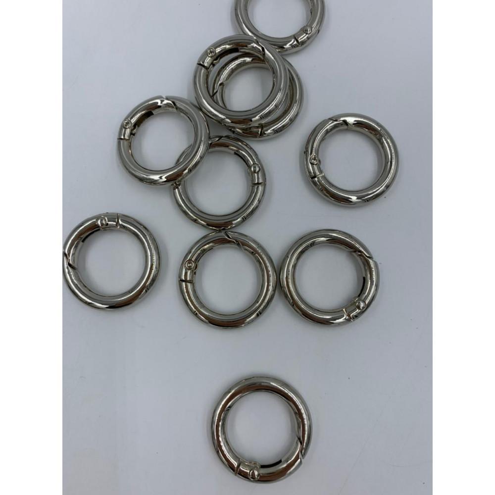 Кольцо никель 25 мм