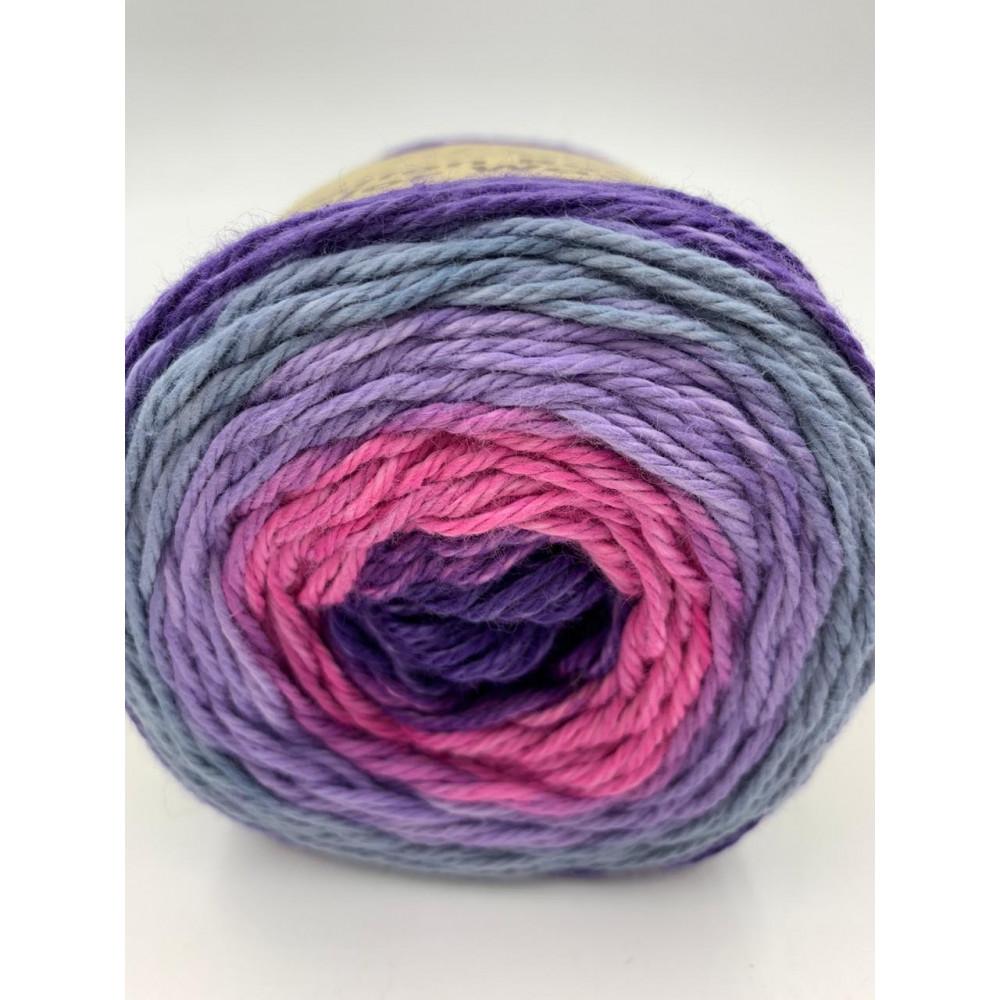 Пряжа Fibranatura Cotton Royal Color Waves (22-08)