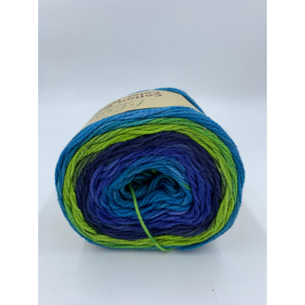 Fibranatura Cotton Royal Color Waves (22-10)