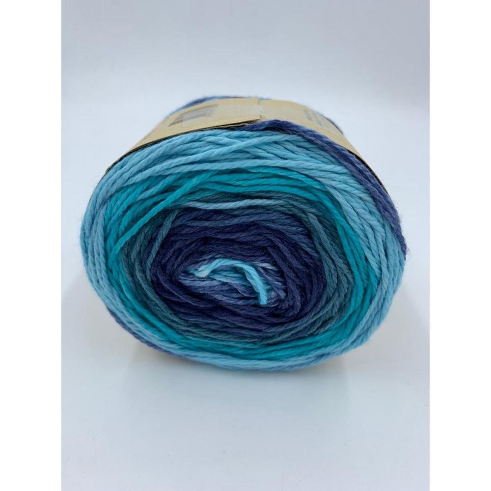 Пряжа Fibranatura Cotton Royal Color Waves (22-11)
