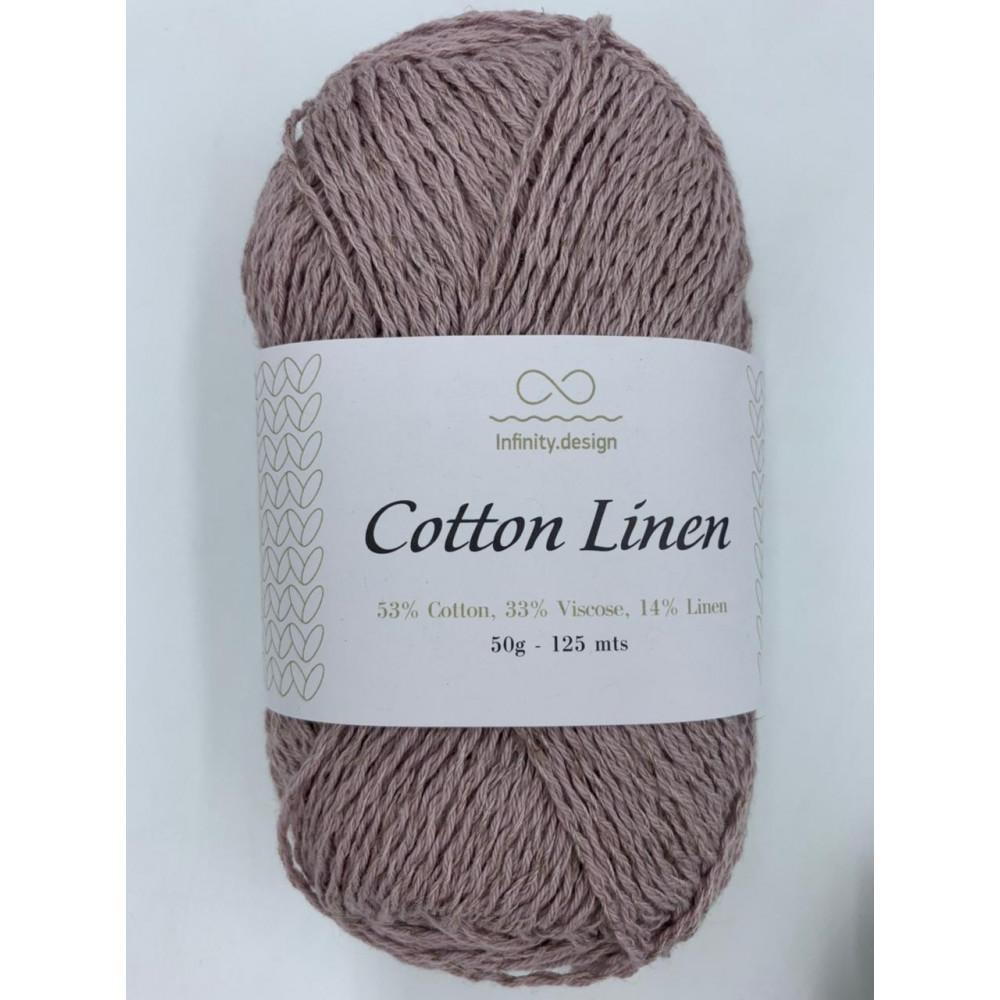 Пряжа Infinity design Cotton Linen (4621)