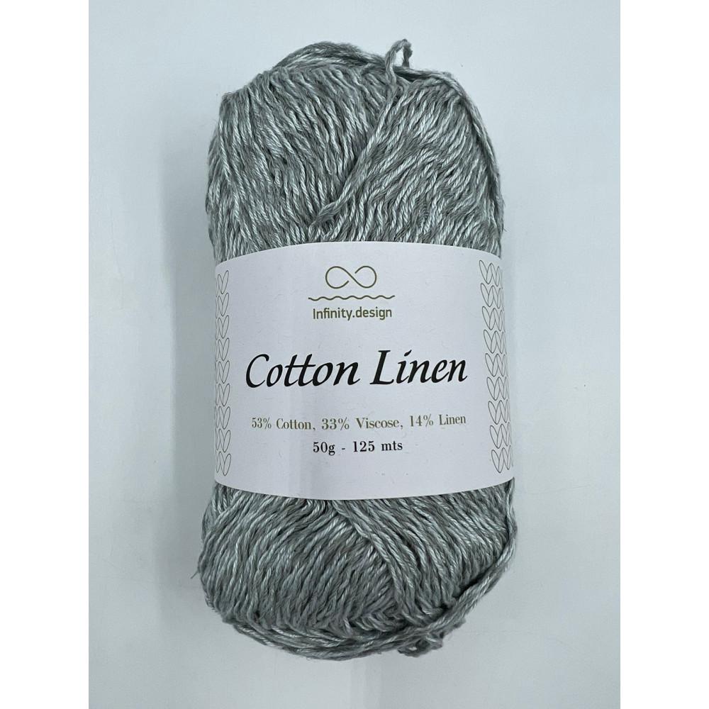 Пряжа Infinity design Cotton Linen (7521)