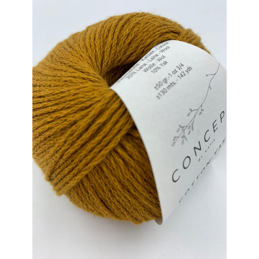 Katia Concept COTTON-YAK (106)