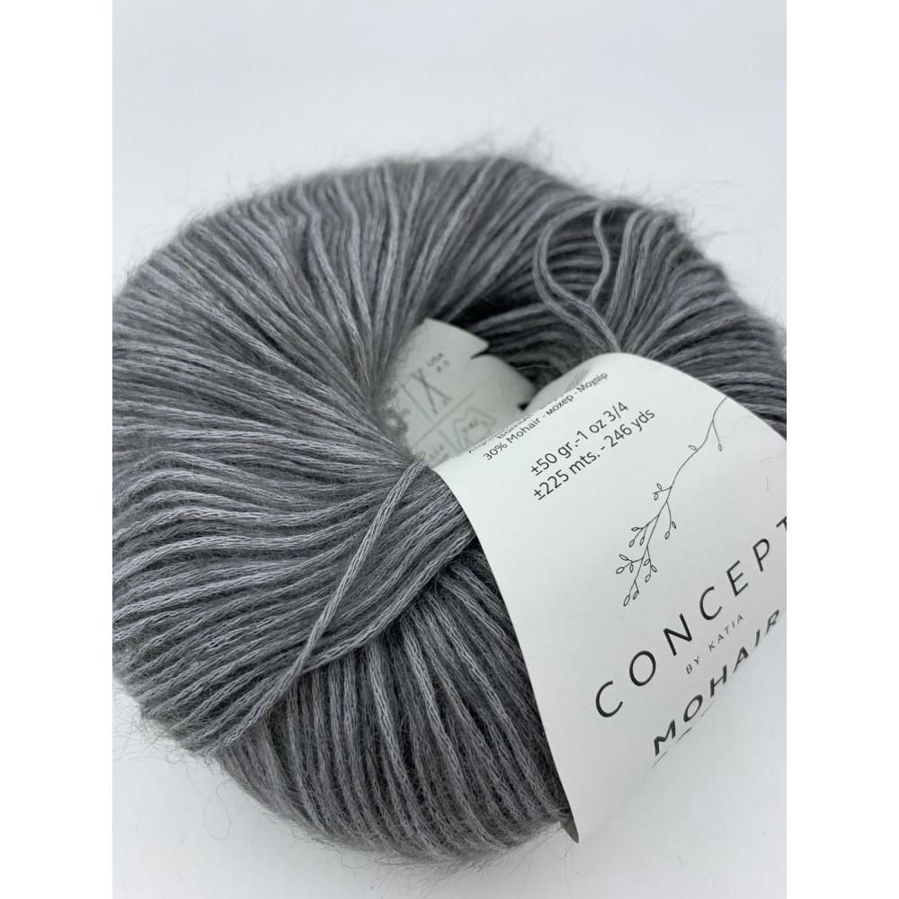 Пряжа Katia Concept Mohair Cotton (071)