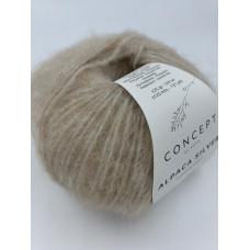 Пряжа Katia Concept Alpaca Silver (268)