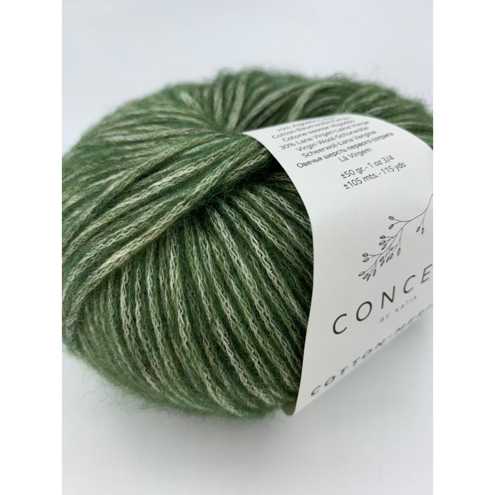 Katia Concept Cotton Merino (122)