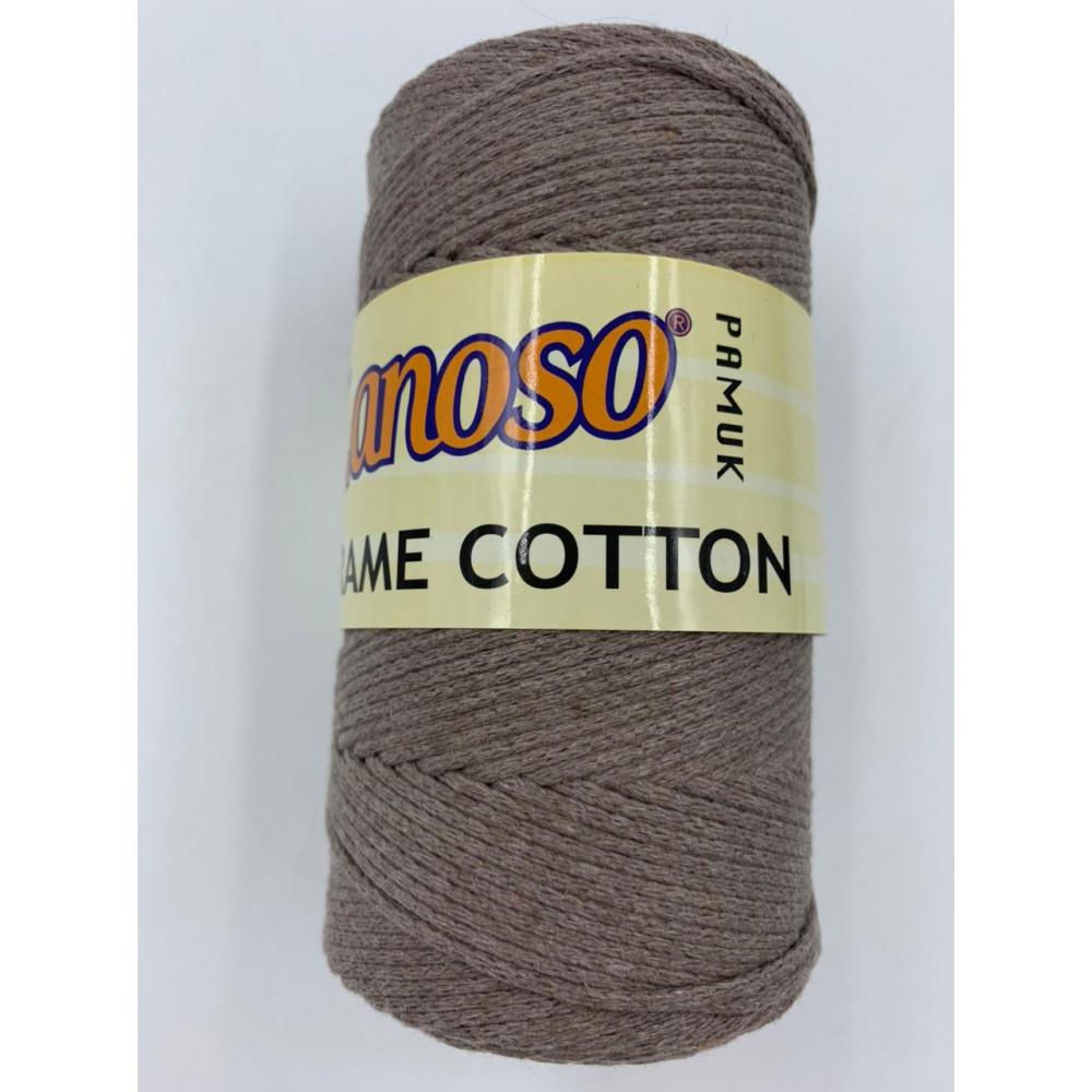 Пряжа Lanoso Macrame Cotton (907)