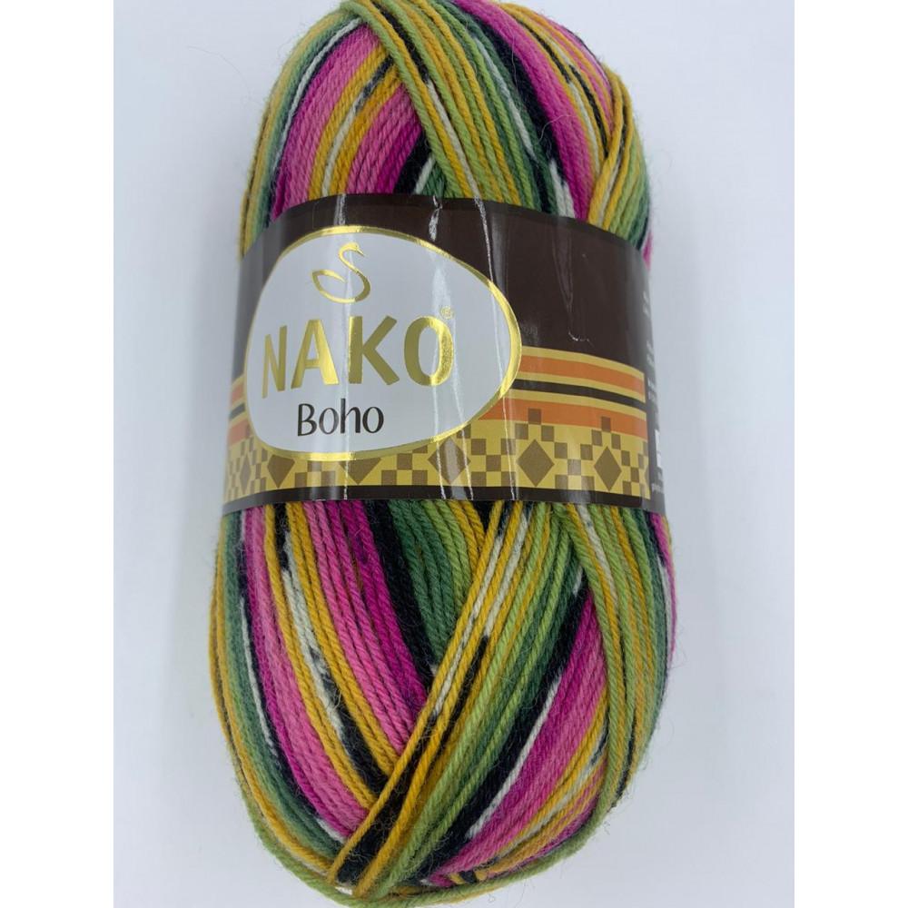 Пряжа Nako Boho (81255)