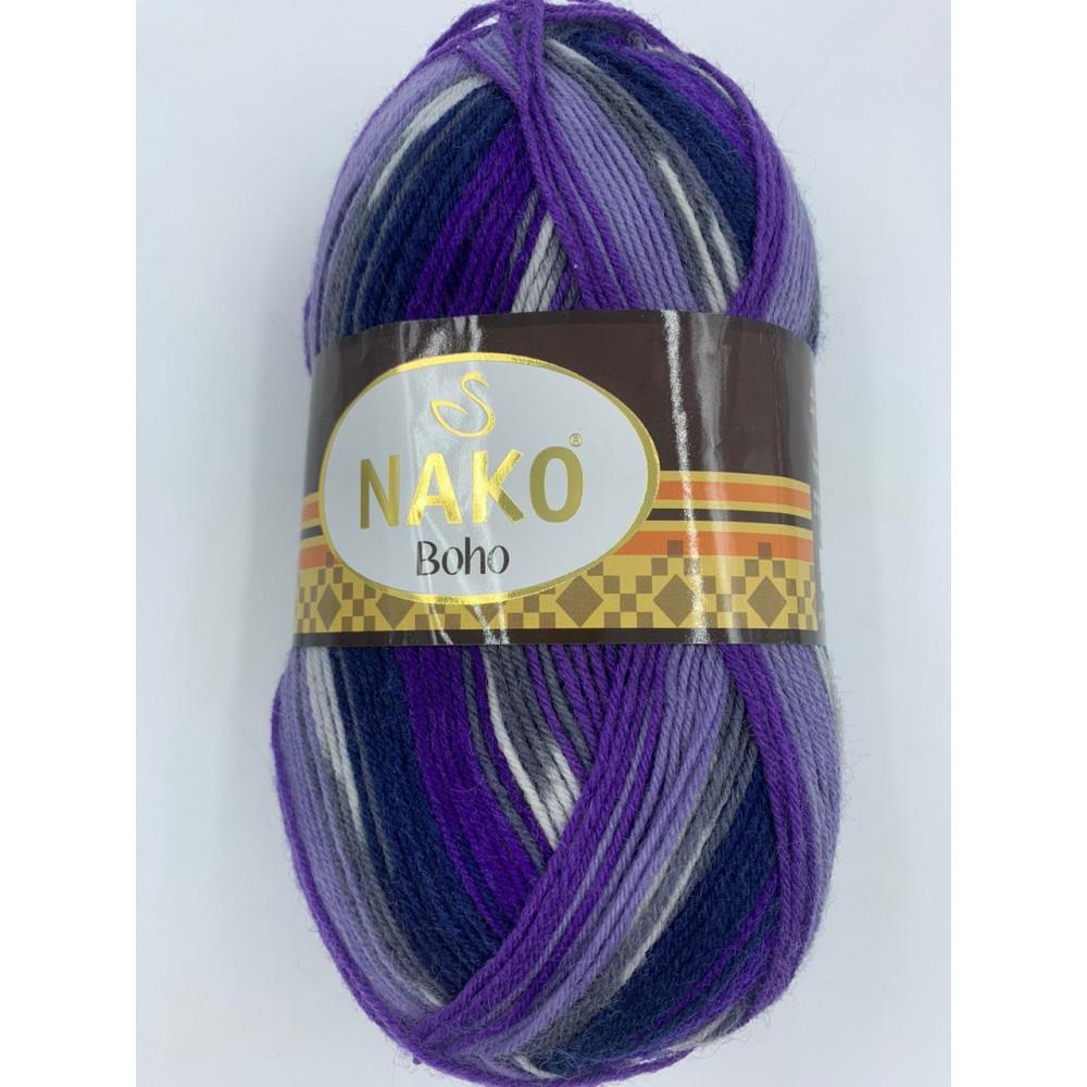 Пряжа Nako Boho (81259)