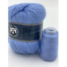 Пух норки (825) (Голубой)