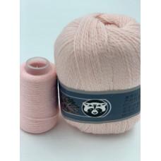 Пух норки (832) (Нежно-розовый)