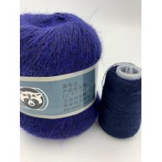 Пух норки (842) (Синий)