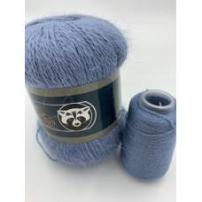 Пух норки (847) (Серо-голубой)