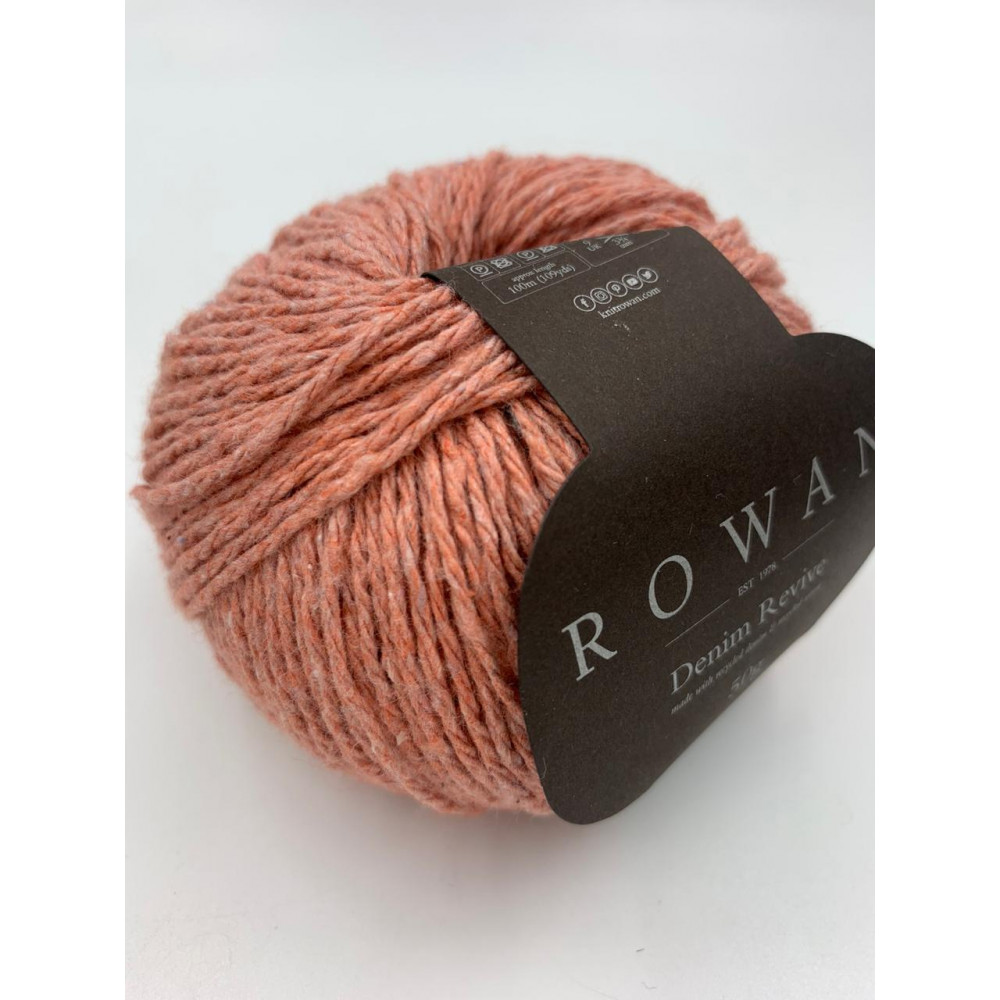 Rowan Denim Revive (Coral - 220)