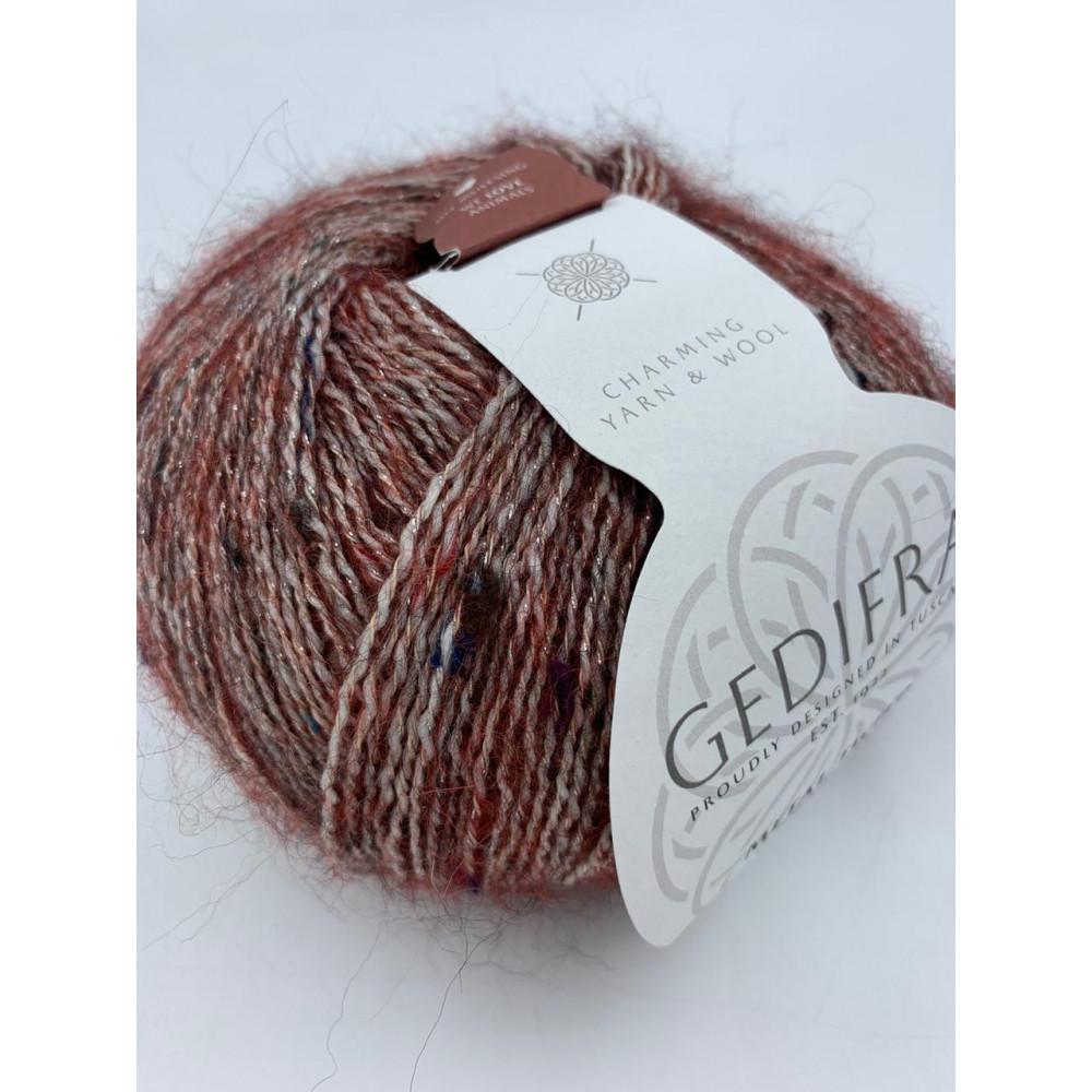 Пряжа Gedifra Metal Tweed (00762)