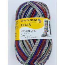 Schachenmayr Regia 4-fadig design line by Arne & Carlos (02464)