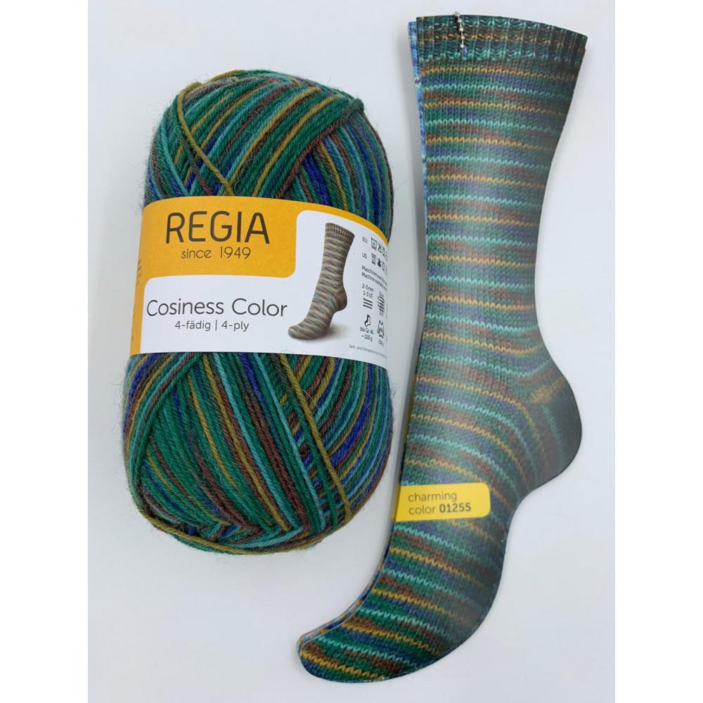 Schachenmayr Regia Cosiness Color (01255)