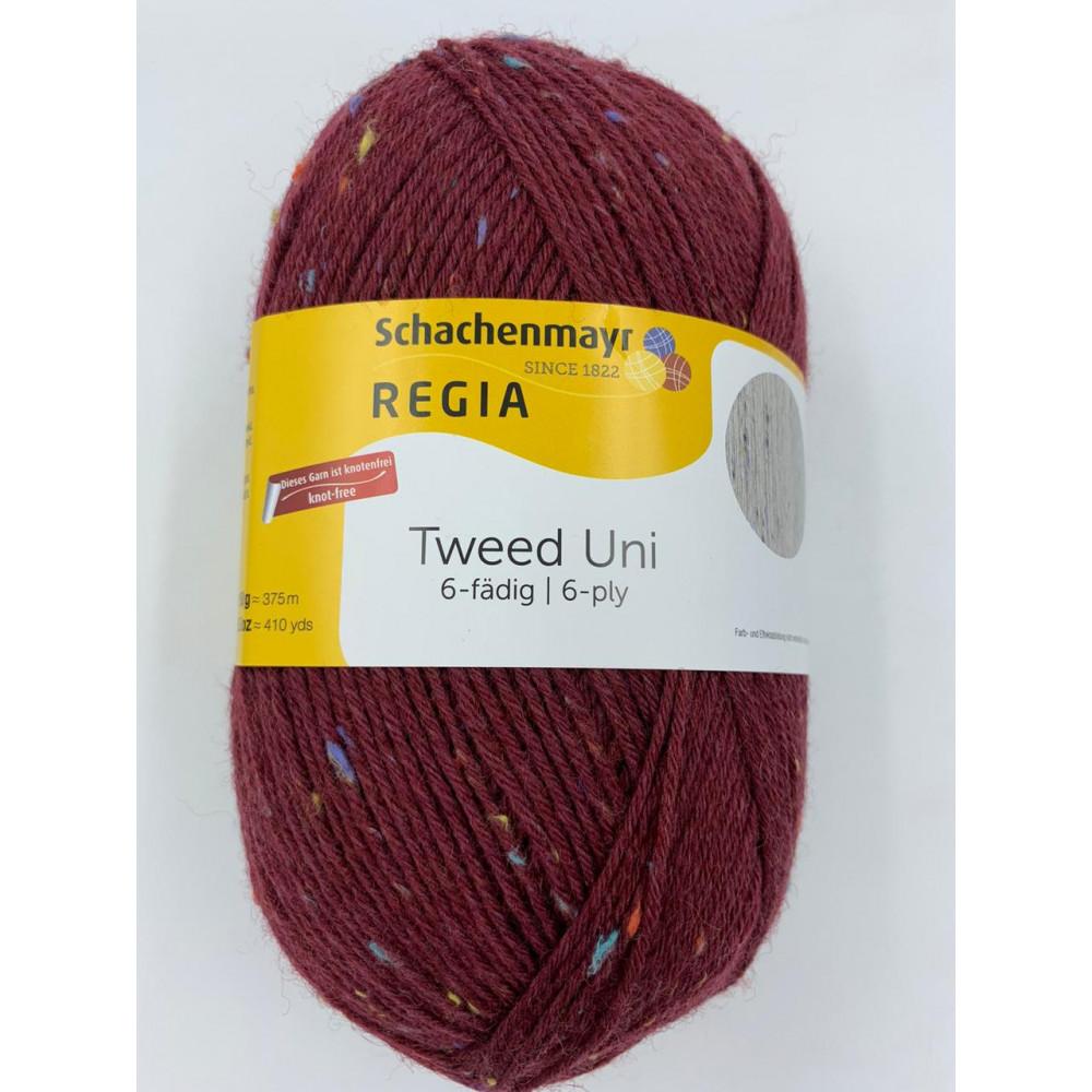 Пряжа Schachenmayr Regia Tweed Uni (02055)
