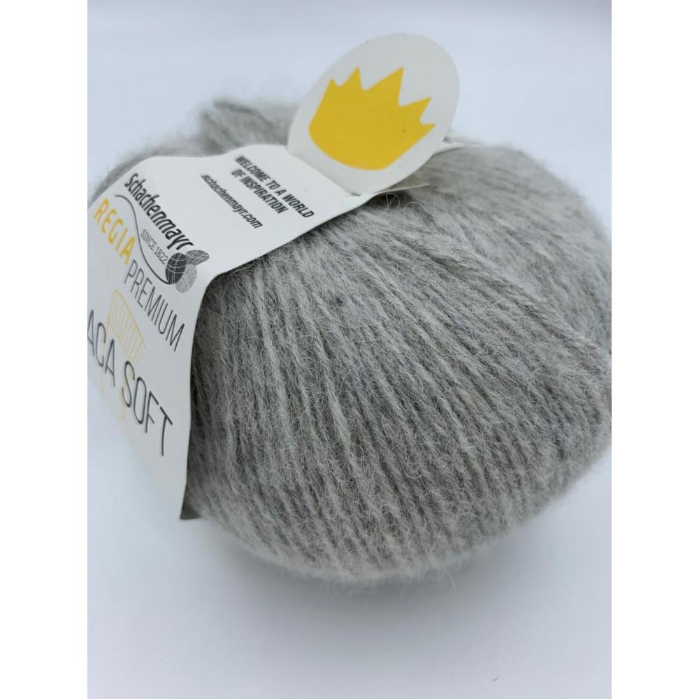 Schachenmayr Regia Alpaca Soft (00090)