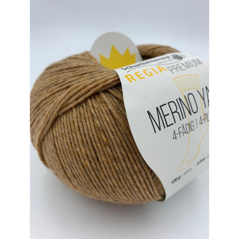 Пряжа Schachenmayr Regia Premium Merino Yak (07505)