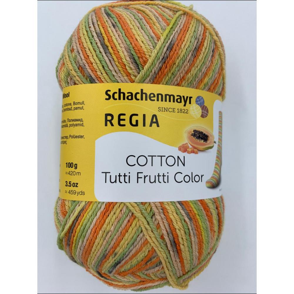 Пряжа Schachenmayr Regia Cotton Color Tutti Frutti (02417)