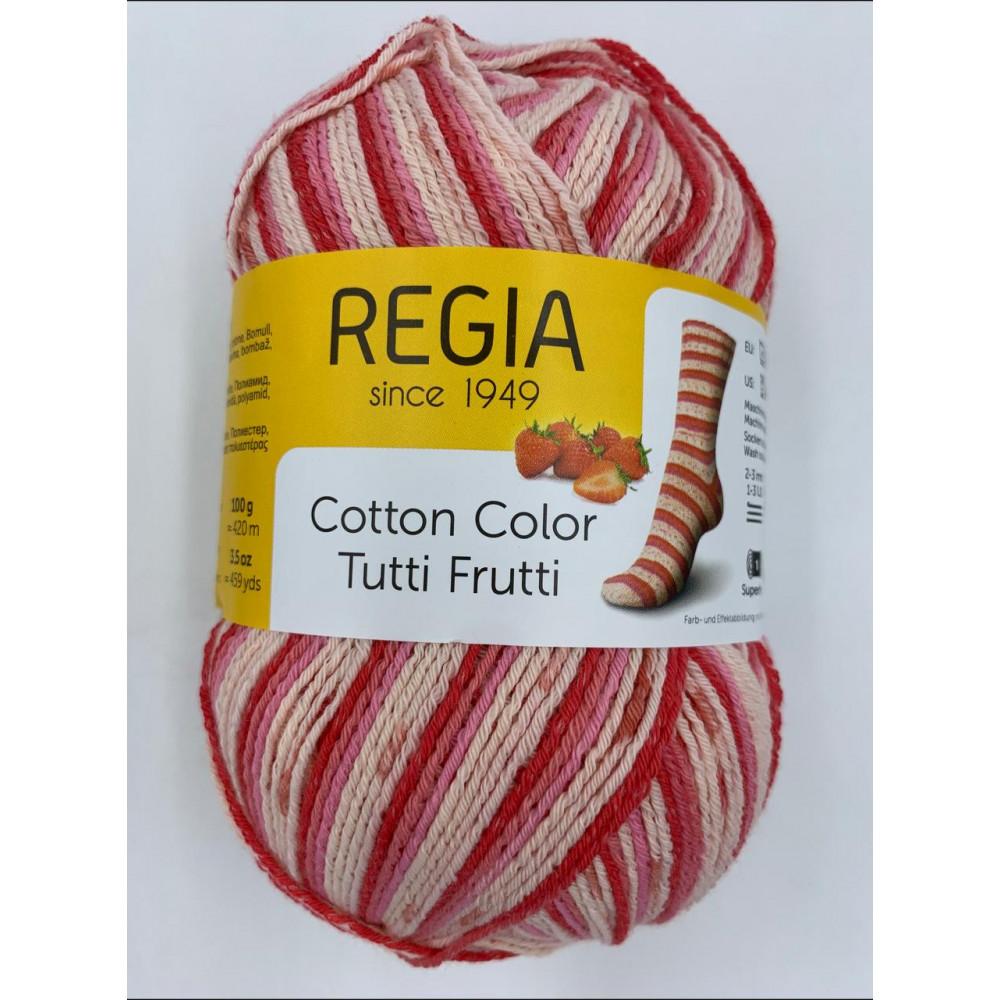 Пряжа Schachenmayr Regia Cotton Color Tutti Frutti (02420)