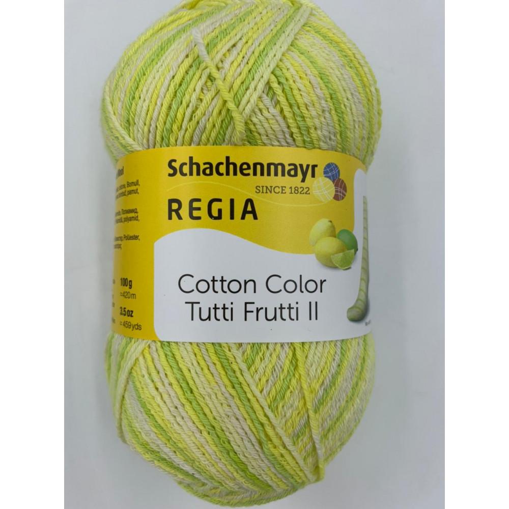Пряжа Schachenmayr Regia Cotton Color Tutti Frutti (02424)
