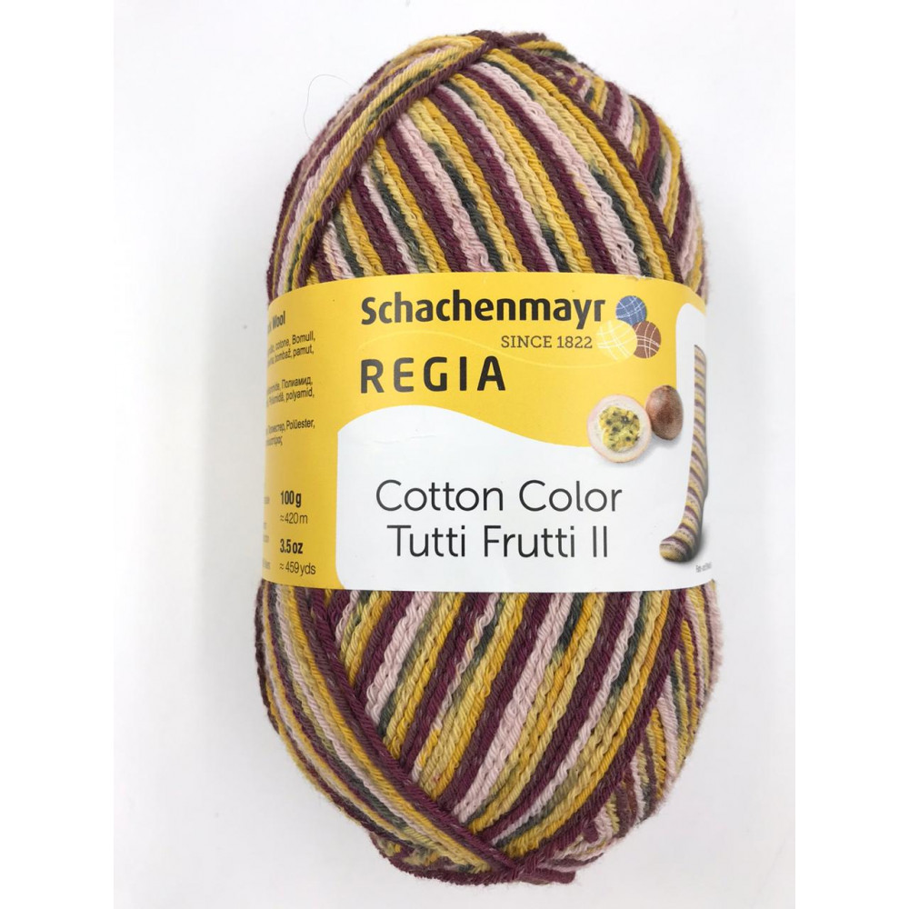 Schachenmayr Regia Cotton Color Tutti Frutti (02425)