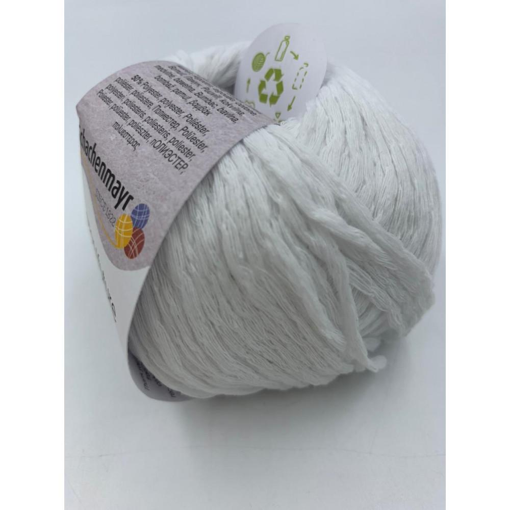 Пряжа Schachenmayr Cotton 4 Future (00001)
