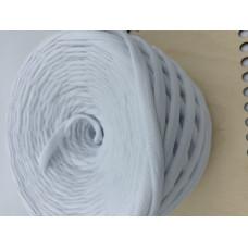 Пряжа Трикотажная пряжа (белый)
